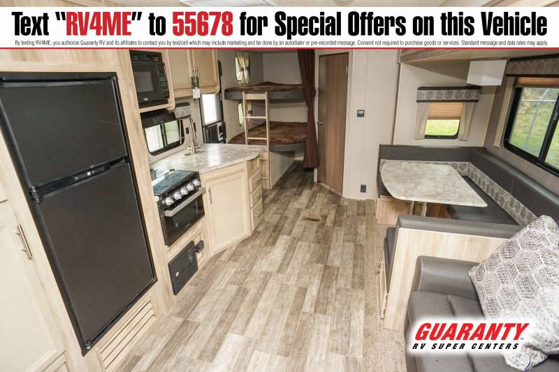 2021 Coachmen Catalina Legacy Edition 263BHSCK - Guaranty RV Trailer and Van Center - T42418