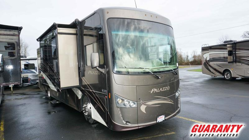 2016 Thor Motor Coach Palazzo 33.4 - Guaranty RV Motorized - M37830A
