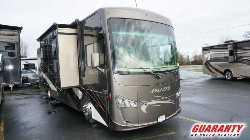 2016 Thor Motor Coach Palazzo 33.4 - Guaranty RV Motorized - M37830A