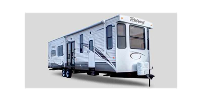 2013 Keystone Retreat 39FDEN - Sturtevant, WI - 13679B  - Burlington RV Superstore