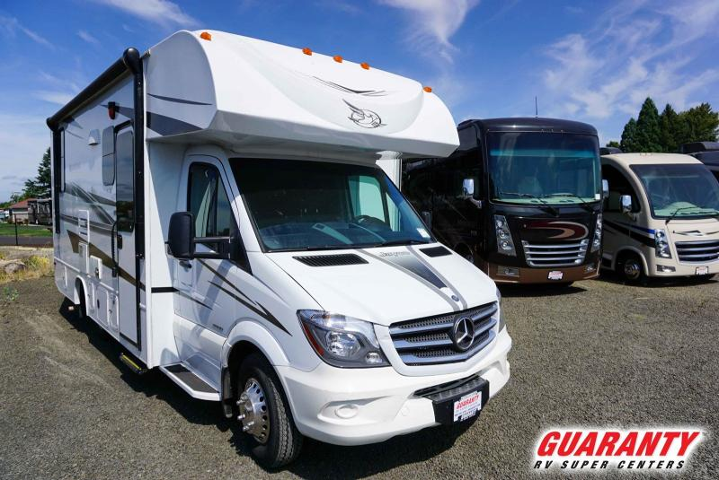 2016 Jayco Melbourne 24L - Guaranty RV Motorized - PM40018A