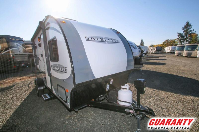 2017 Starcraft Satellite 16KS - Guaranty RV Trailer and Van Center - M38260A