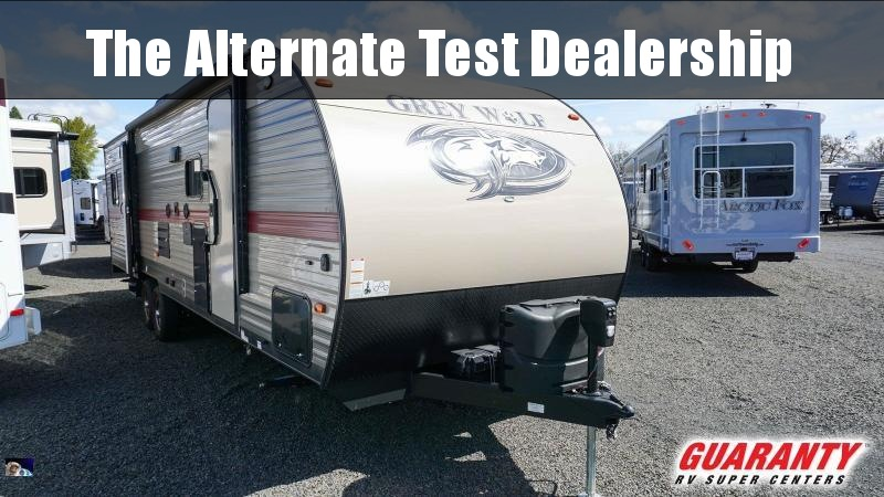 2019 Forest River Grey Wolf 278BH - Guaranty RV Trailer and Van Center - T39587A