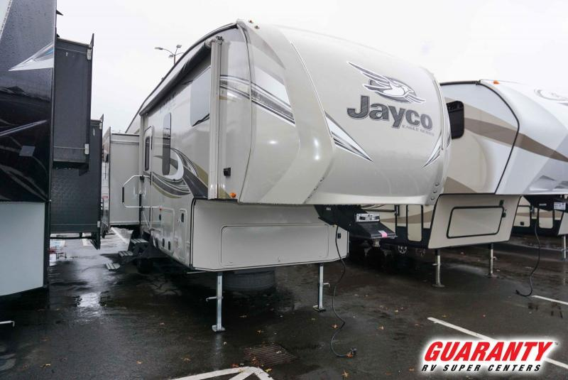 2018 Jayco Eagle HT 28.5RSTS - Guaranty RV Fifth Wheels - 1M39372C