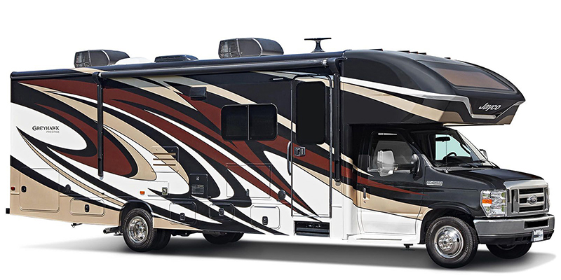 2019 Jayco Greyhawk Prestige 31FP - BRV - 13498  - Burlington RV Superstore