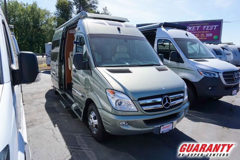 2014 Roadtrek CS Adventurous - Guaranty RV Trailer and Van Center - ST3782