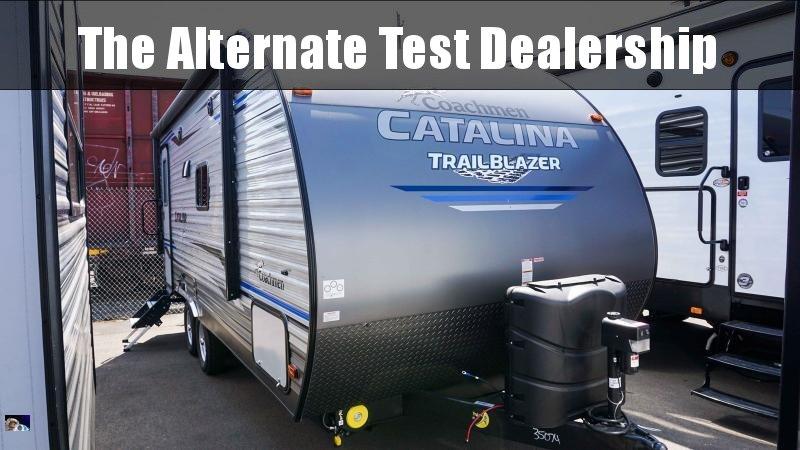 2020 Coachmen Catalina Trail Blazer 19TH - Guaranty RV Fifth Wheels - T40648