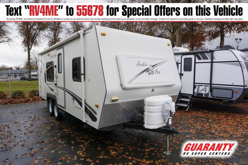 2005 Northwood Arctic Fox 22H - Pre-Auction Specials - 1WT41399B