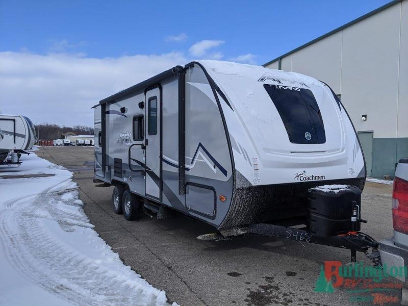 2020 Coachmen Apex Nano 208BHS - Sturtevant, WI - 13827  - Burlington RV Superstore