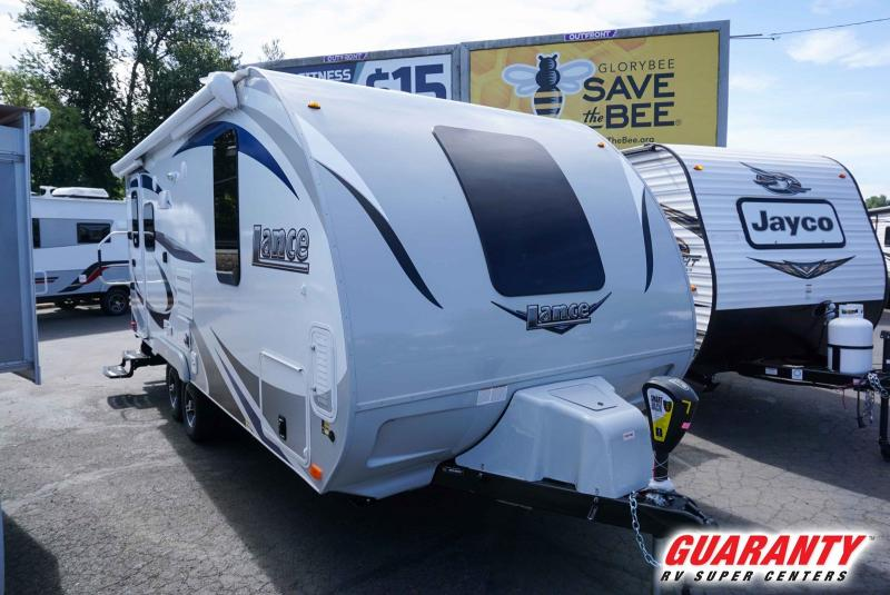 2020 Lance Lance 1995 - Guaranty RV Trailer and Van Center - T40804