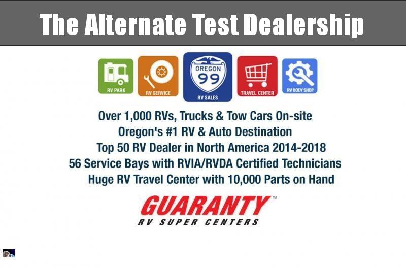 2014 Jayco White Hawk Ultra Lite 21FBS - Guaranty RV Trailer and Van Center - T40048A | Oregon RVs for Sale | Guaranty RV Super Centers