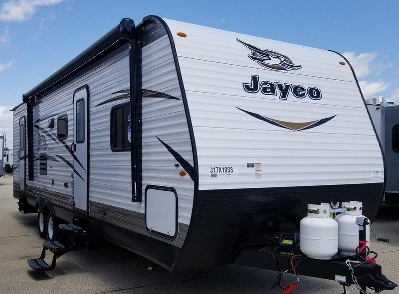 2018 Jayco Jay Flight Slx 287BHS - 12709  - Burlington RV Superstore