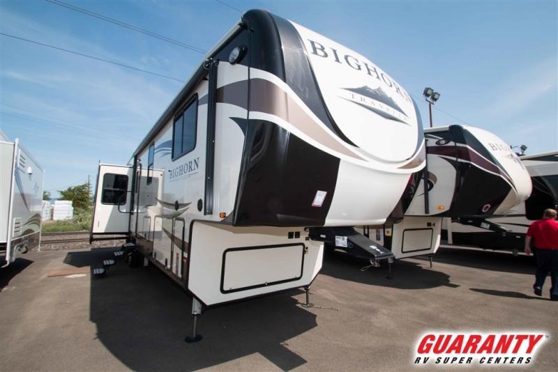 2019 Heartland Bighorn Traveler 39 MB - Guaranty RV Fifth Wheels - T39493
