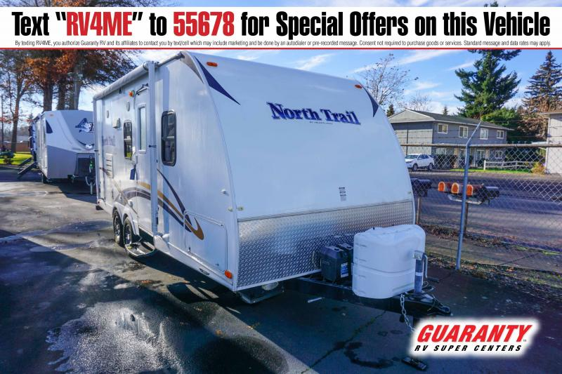 2012 Heartland North Trail 21 - Pre-Auction Specials - WPT4039