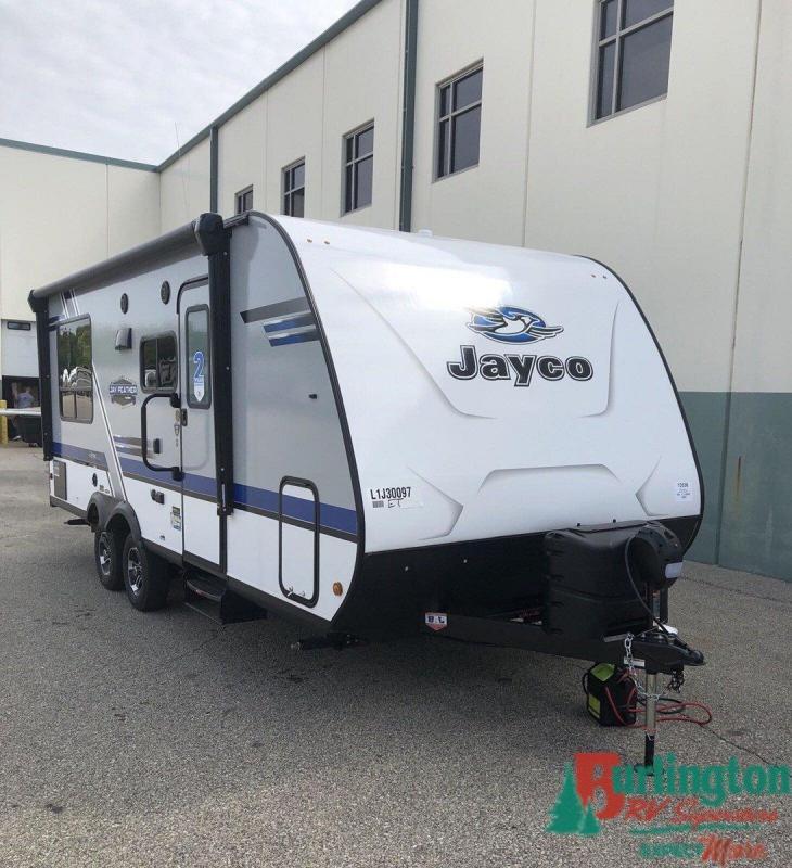 2020 Jayco Jay Feather X213 - Sturtevant, WI - 13536  - Burlington RV Superstore