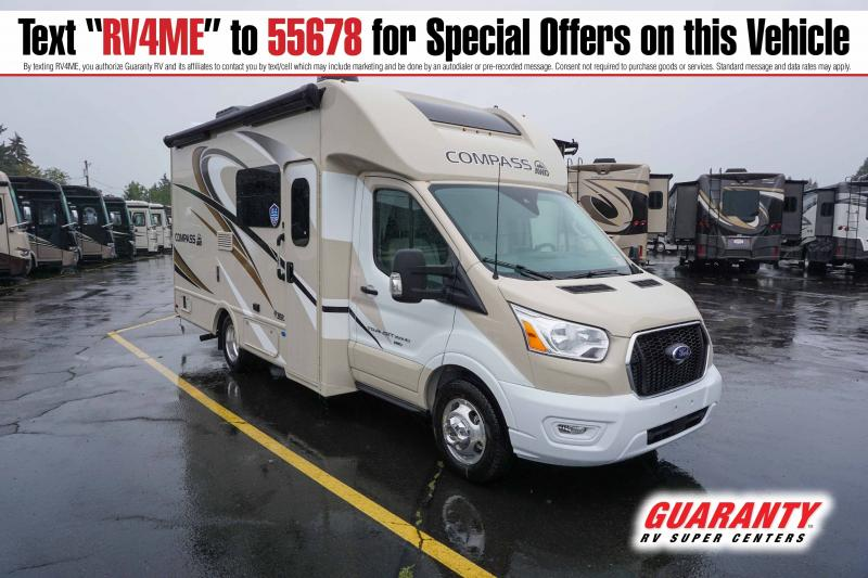 2021 Thor Motor Coach Compass RUV 23TW - Guaranty RV Motorized - M41994