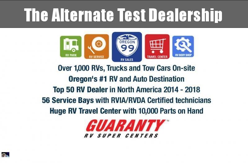 2006 Winnebago Vectra 40FD - JC - WM39954A   Oregon RVs for Sale   Guaranty RV Super Centers