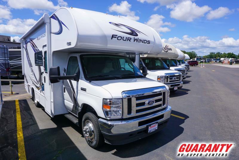 2021 Thor Motor Coach Four Winds 24F - Guaranty RV Motorized - M40666