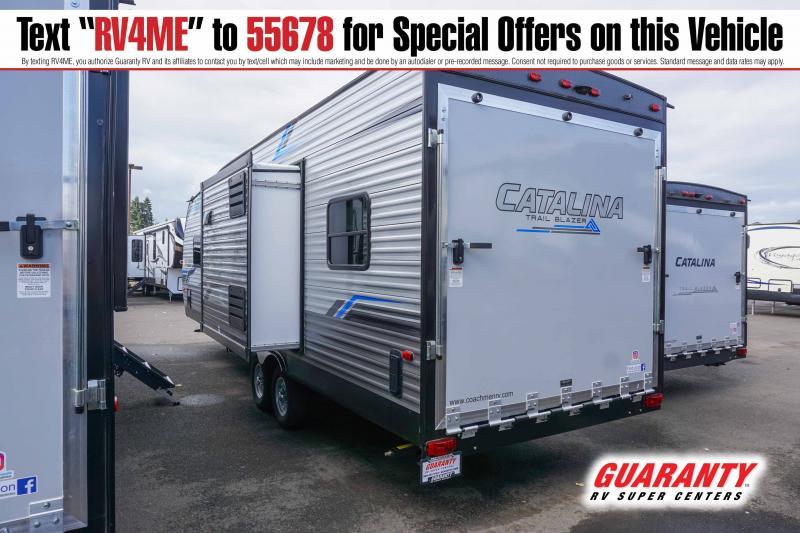 2021 Coachmen Catalina Trail Blazer 28THS - Guaranty RV Fifth Wheels - T42035