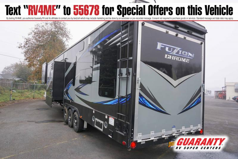2016 Keystone Fuzion Chrome L422 - Guaranty RV Fifth Wheels - 1PM41943A