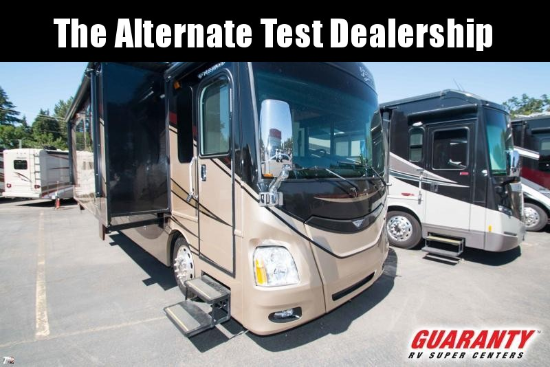 2015 Fleetwood Discovery 37R - RV Show - PM39779