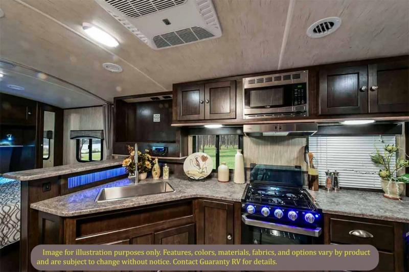 2020 Heartland Sundance Ultra-Lite 221RB - Guaranty RV Trailer and Van Center - T40640