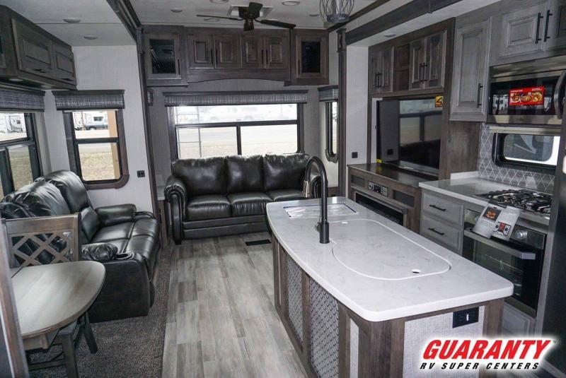 2020 Heartland Bighorn 3375 SS - Guaranty RV Fifth Wheels - T41305