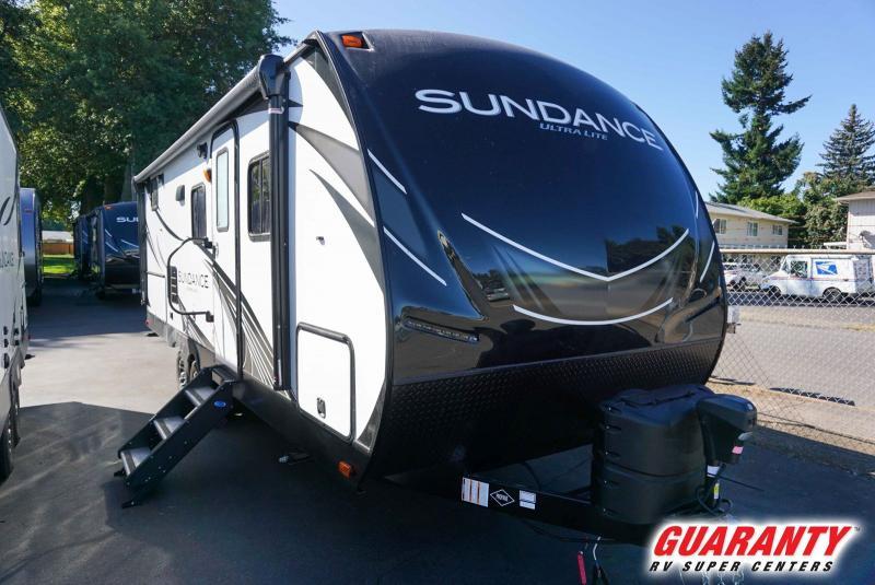 2020 Heartland Sundance Ultra-Lite 241BH - Guaranty RV Trailer and Van Center - T40799