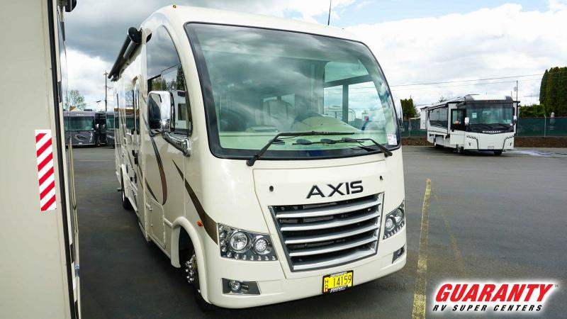 2018 Thor Motor Coach Axis RUV 25.2 - Guaranty RV Motorized - PM40456