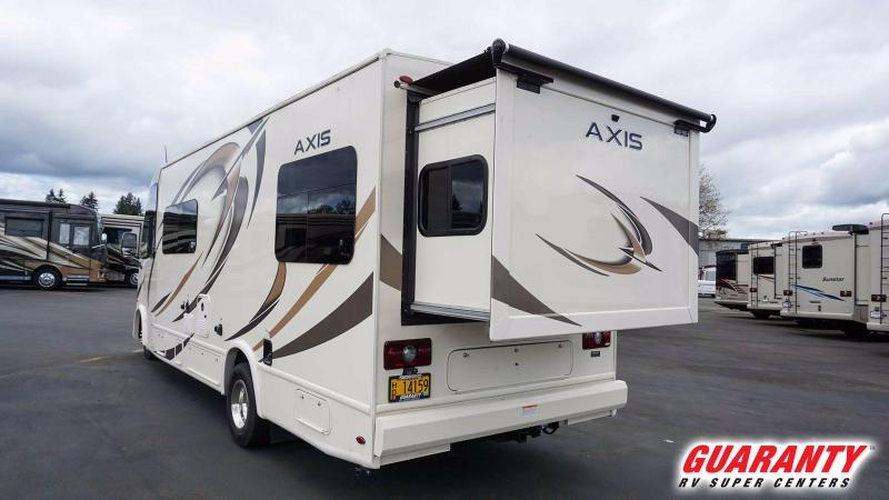 2018 Thor Motor Coach Axis RUV 25.2 - Guaranty RV Motorized - PM40456