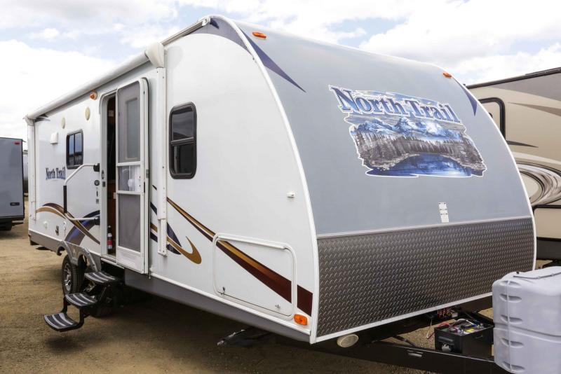 2014 Heartland North Trail 22FBS - RV Show - T39287A