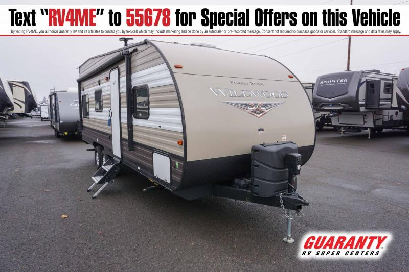 2019 Forest River Wildwood X-Lite Northwest Edition 211SSXL - Guaranty RV Fifth Wheels - T41480A