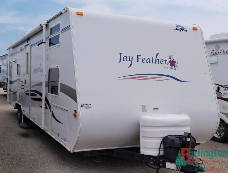 2007 Jayco Jay Feather 29A - BRV - 13041A  - Burlington RV Superstore