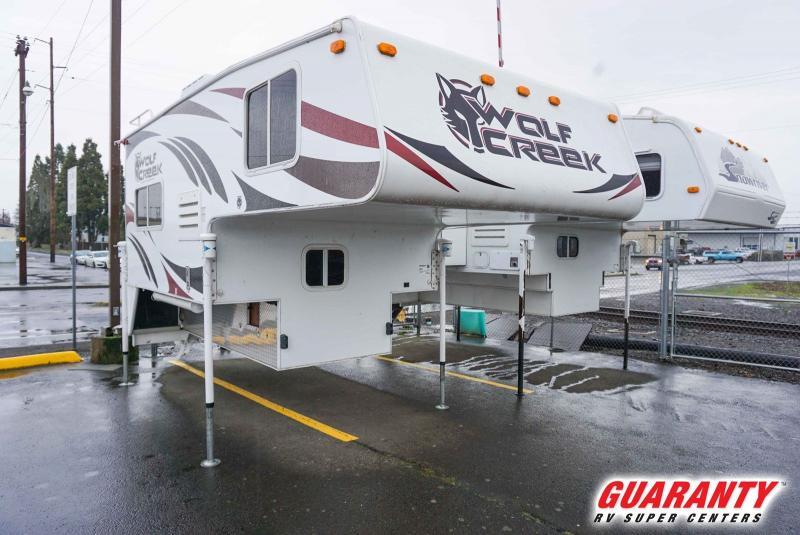 2017 Northwood Wolf Creek 850 - Guaranty RV Fifth Wheels - T37904A