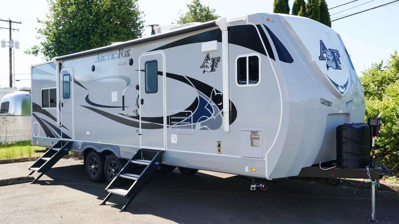 2020 Northwood Arctic Silver Fox Edition 29L - Guaranty RV Trailer and Van Center - T40402