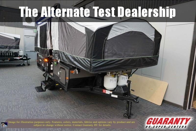 2020 Forest River Rockwood Extreme Sports Package 1910ESP - Guaranty RV Trailer and Van Center - T41173