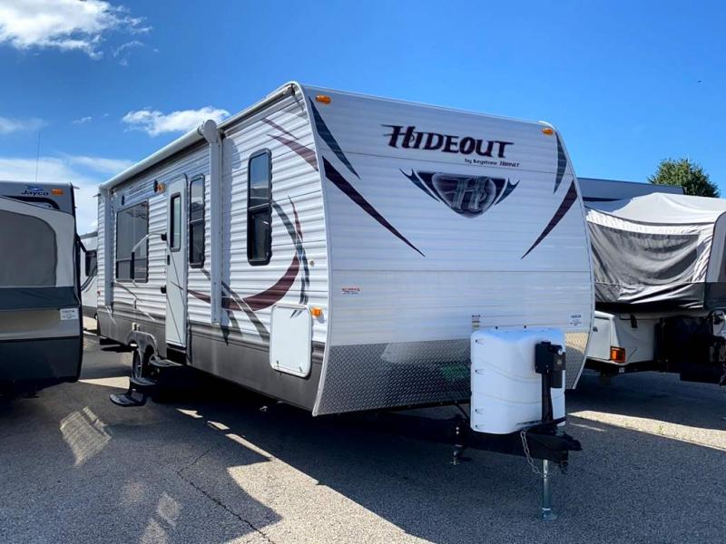 2013 Keystone Hornet 25RKS - Sturtevant, WI - 14003A  - Burlington RV Superstore
