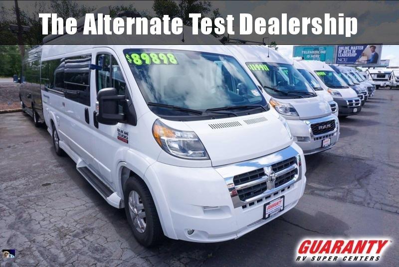 2018 Pleasure-way Lexor TS - Guaranty RV Trailer and Van Center - PT40624