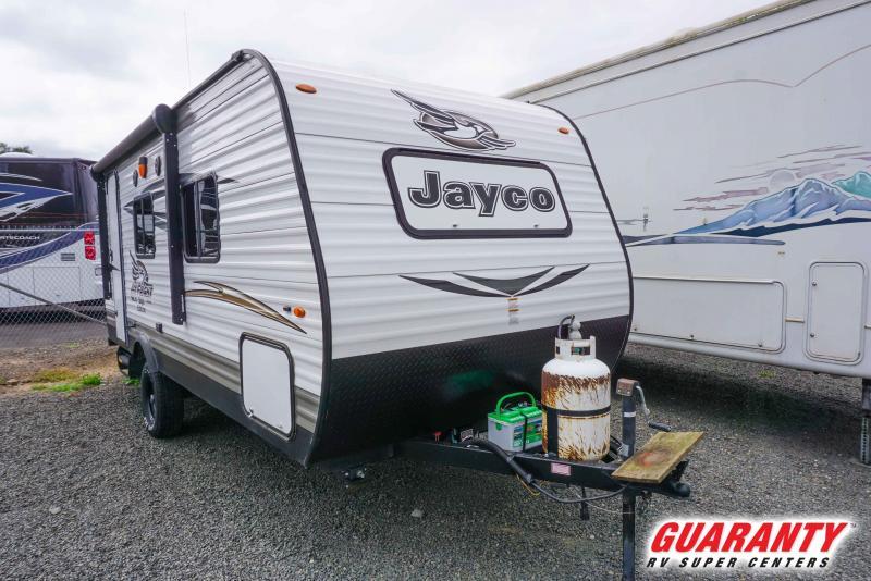 2017 Jayco Jay Flight SLX 195RB - Guaranty RV Trailer and Van Center - T40720A