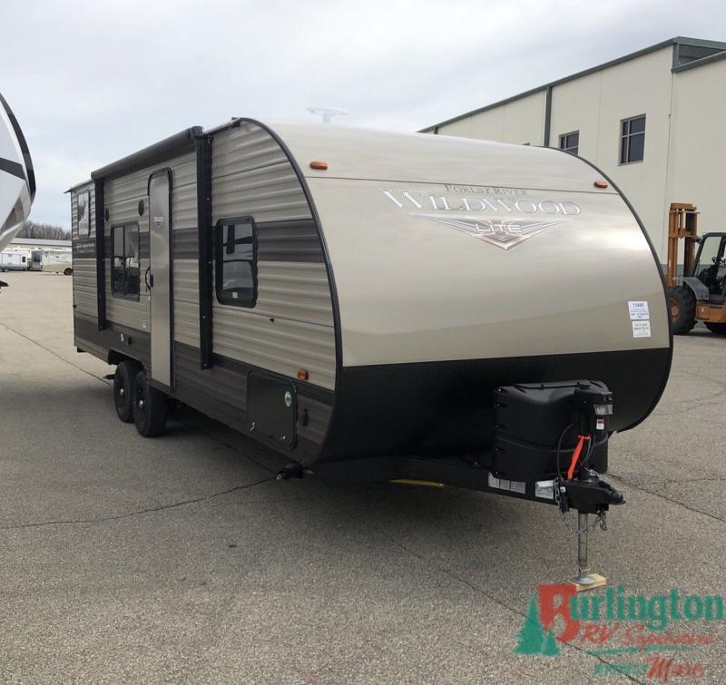 2019 Forest River Wildwood X-lite 261BHXL - BRV - 13488  - Burlington RV Superstore