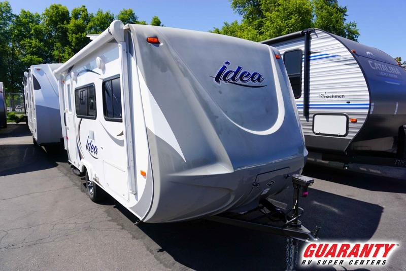 2013 Travel Lite Idea 15I - Guaranty RV Trailer and Van Center - T39798A