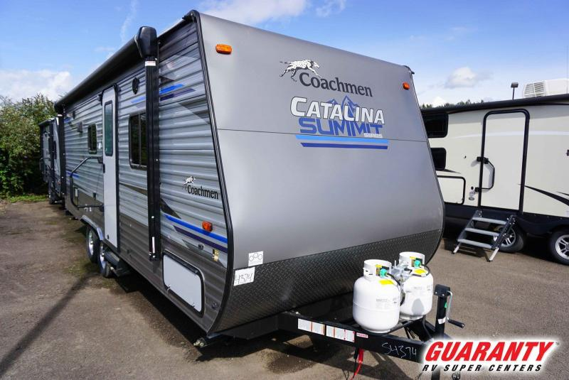2020 Coachmen Catalina Summit Series 7 212BHS - Guaranty RV Trailer and Van Center - T40582