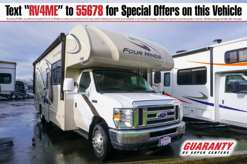 2020 Thor Motor Coach Four Winds 27R - Guaranty RV Motorized - PM42916