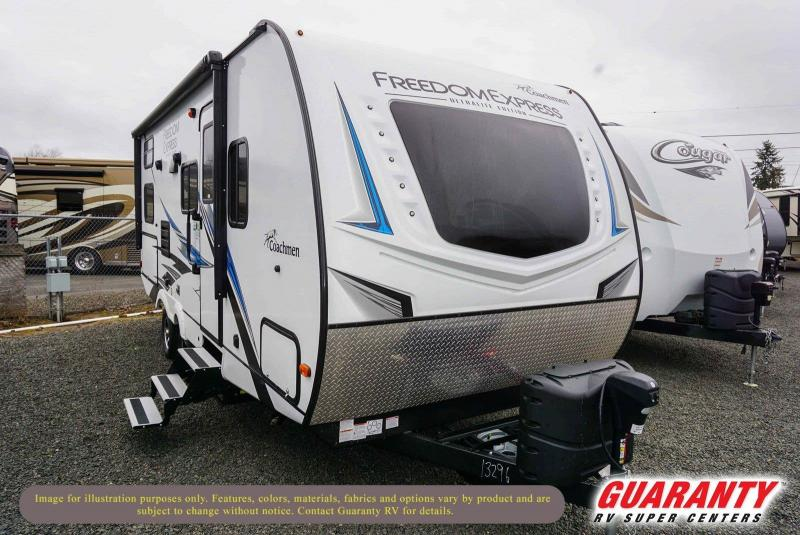 2020 Coachmen Freedom Express Ultra-Lite 238BHS - Guaranty RV Trailer and Van Center - T41352