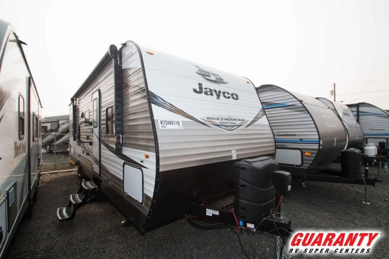 2019 Jayco Jay Flight Slx8 267BHSW - Guaranty RV Trailer and Van Center - T39708