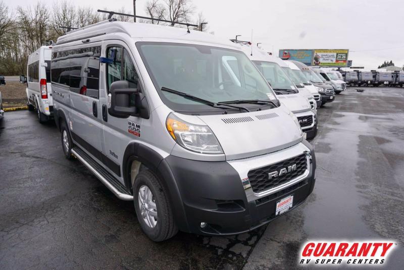 2020 Pleasure-way Tofino Tofino - Guaranty RV Trailer and Van Center - T40336