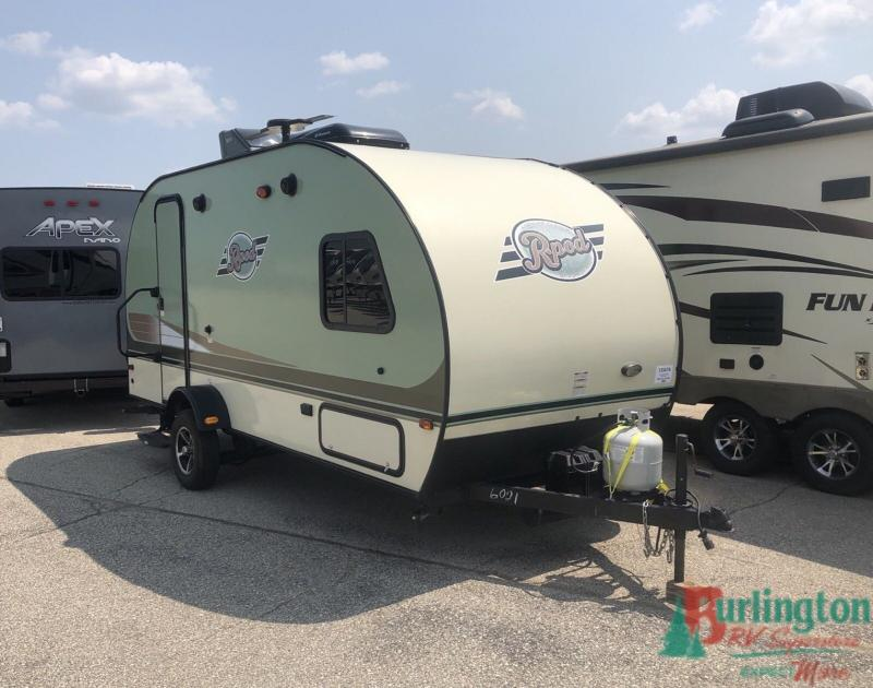 2016 Forst River R-pod 179 - BRV - 13547A  - Burlington RV Superstore