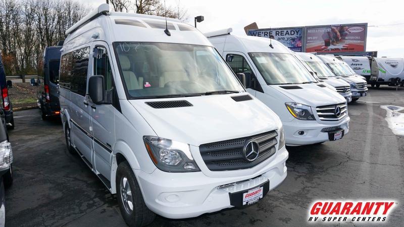 2019 Roadtrek Ss AGILE - Guaranty RV Trailer and Van Center - T40006