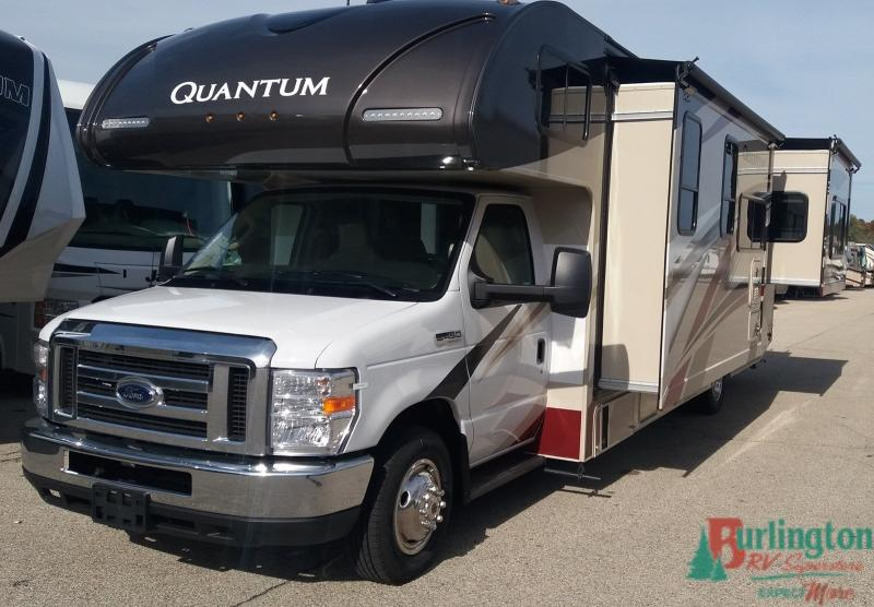 2019 Thor Motor Coach Quantum KW29 - BRV - 13197  - Burlington RV Superstore
