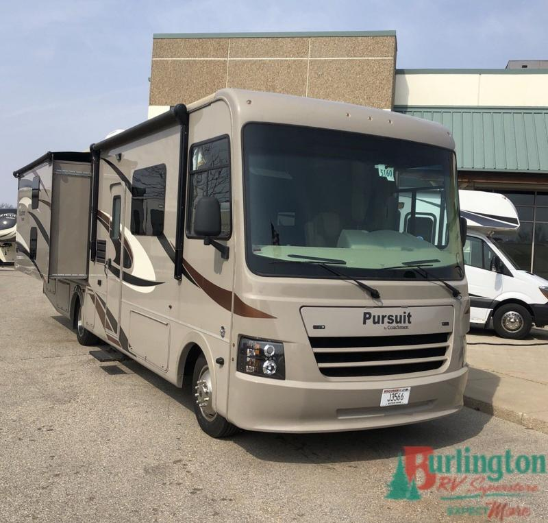 2017 Coachmen Pursuit 33BHP - BRV - C705  - Burlington RV Superstore